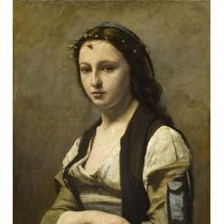У Парижі відкриється виставка «Коро: художник і його моделі»