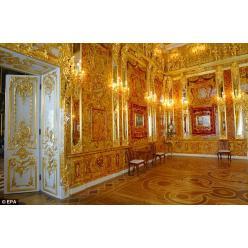 Вопрос о местонахождении янтарной комнаты снова на повестке дня