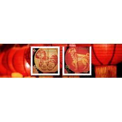 К Новому году Почта Канады порадовала филателистов новинками