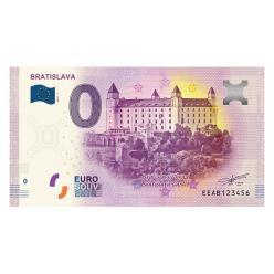 В Словакии выпущена сувенирная банкнота с грамматической ошибкой