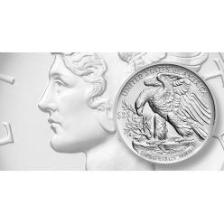Монета из палладия «Американский орел» скоро появится в США