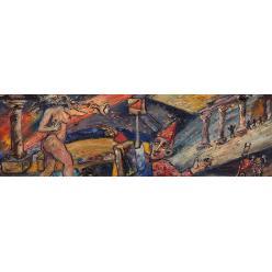 Сегодня в Киеве состоится открытие выставки-продажи «Украинское классическое искусство ХХ века»