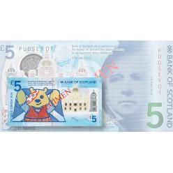 Аукционный дом Dix Noonan Webb объявил о проведении онлайн-торгов «Британские и ирландские банкноты»
