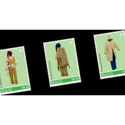 Почта Мальты представит набор из 3 почтовых марок