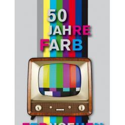 В Берлине появилась монета «50 лет цветного телевидения»