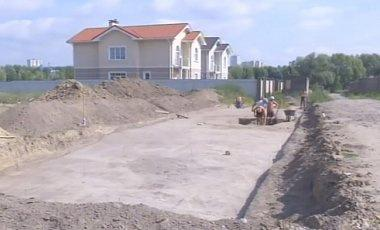 Под Киевом бульдозер уничтожил место археологических раскопок
