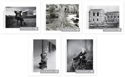 В Канаде выпустили серию почтовых марок с лучшими фотографиями со всей страны