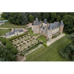 Во Франции замок с шестивековой историей выставили на аукцион за 1 евро