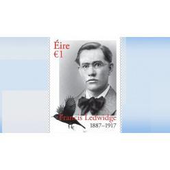 В Ирландии посвятили почтовую марку поэту Френсису Лэдвиджу