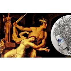 В Швейцарии отчеканена монета с изображением Кассандры