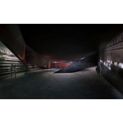 В центре Киева строят подземный Музей жертв голодомора