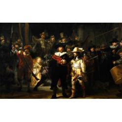 Реставрацию картины Рембрандта «Ночной дозор» будут транслировать онлайн