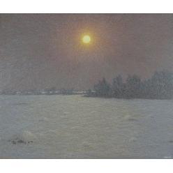 В США пройдет выставка известного украинского художника Ивана Марчука