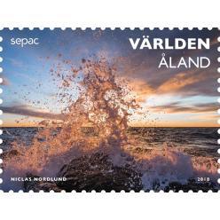 Аландские острова посвятили марку местным ландшафтам