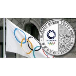 Представлена первая серия монет к Олимпиаде 2020