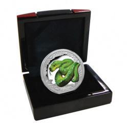 Остров Тувалу представил новую монету с «опасным» дизайном