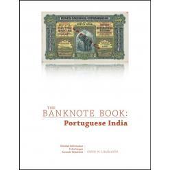 Обновленный раздел The Banknote Book, посвященный денежным знакам Португальской Индии, доступен для скачивания