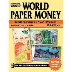 Krause Publications представило юбилейный выпуск каталога, посвященного современным банкнотам