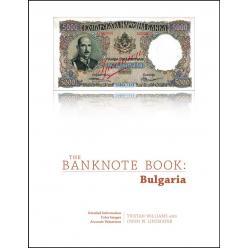 Новый раздел The Banknote Book, посвященный денежным знакам Болгарии, доступен для скачивания