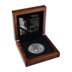  В Польше отчеканили первую монету коллекционной серии «Богини»