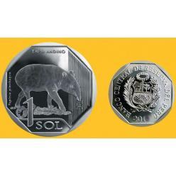 В Перу представлена новая инвестиционная монета