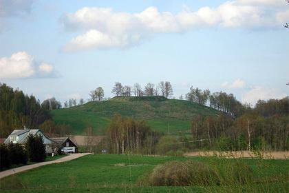 В Литве найден замок Пиленай, защитники которого не сдались крестоносцам