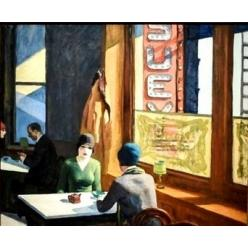 Картина художника-урбаниста Эдварда Хоппера ушла с молотка на аукционе Christie's за 91,87 млн. долларов