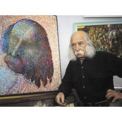 Работы художника Ивана Марчука будут представлены в Киеве