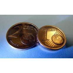 Будут ли выведены из обращения в Эстонии монеты номиналом 1 и 2 цента?