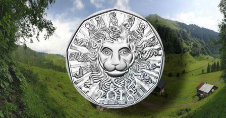 650-летие Австрийской Национальной библиотеки отметили выпуском монеты
