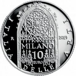 В Италии представили монету, посвященную Миланскому Собору