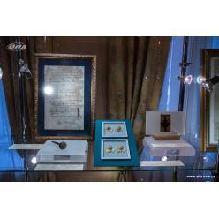 Выставка, посвященная митрополиту Рафаилу Заборовскому, открылась в «Софии Киевской»