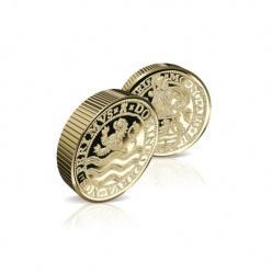 В Нидерландах отчеканили древнюю монету на современный лад
