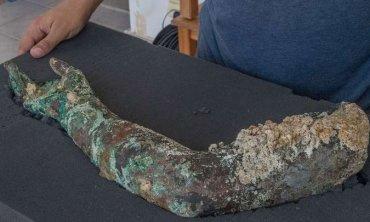 На острове Андикитира обнаружен клад IV века