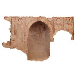 В египетском монастыре нашли средневековые фрески