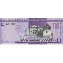В Доминикане представлена новая банкнота номиналом 50 песо