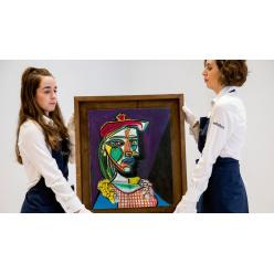 Картина Пабло Пикассо выставлена на торги Sotheby's