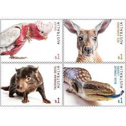  Филателистические новинки от почты Австралии