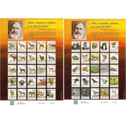 Чешская Республика выпустит 50 марок с африканскими животными