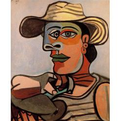 Картина Пабло Пикассо «Моряк» выставлена на торги