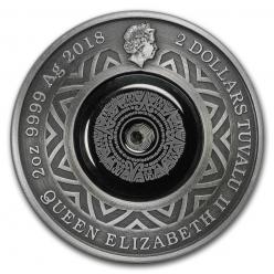 В Австралии отчеканена монета с изображением античного термометра