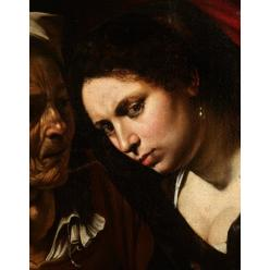Во Франции на аукцион выставлена картина Караваджо, найденная на чердаке