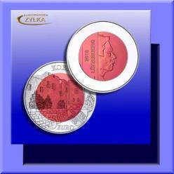 В Люксембурге будет выпущена монета «Замок Кёрих»