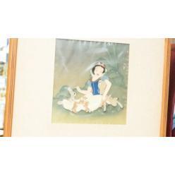 Оригинальные зарисовки из «Белоснежки и семь гномов» от Диснея попали на торги