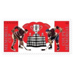 В Канаде представлена марка в честь Мемориального кубка