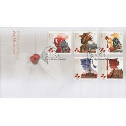 Австралия выпустила марки в честь героев Первой мировой войны