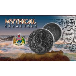Серия монет «Мифические создания» пополнилась новинкой