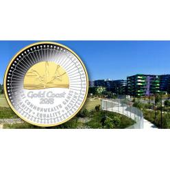В Австралии отчеканены монеты на спортивную тематику