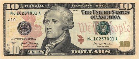 Обновлены две американские банкноты