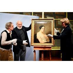 Во Францию вернули картину из коллекции Гурлитта, похищенную нацистами